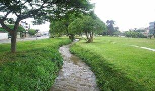 Río Surco: alcalde de Miraflores propone construcción de parque lineal