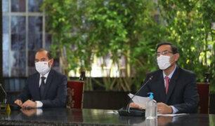 """Vizcarra sobre Pacto Perú: """"Es fundamental que busquemos el consenso en temas relevantes"""""""
