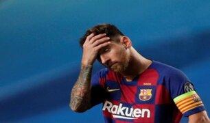 Bartomeu se reunirá con Messi para reducirle el sueldo