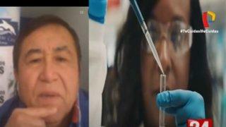 Peruano radicado en Argentina participará en estudio clínico para vacuna desde este domingo
