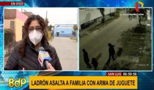 San Luis: vecinos llaman a unirse contra delincuentes ante inacción policial