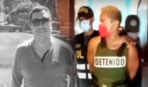Tumbes: detienen a venezolano que habría traslado a asesinos de un médico