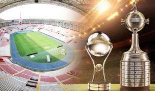 En el Perú quedaron autorizados los partidos de Copa Libertadores y Sudamericana