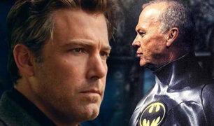 """¡Confirmado! Ben Affleck volverá a ser Batman en """"The Flash"""""""