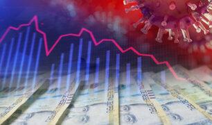 Por pandemia, economía peruana cierra segundo trimestre con caída de 30.2%