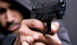 Sujetos en motocicleta atacan a balazos a dos mujeres en  Lambayeque