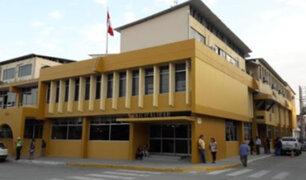 Piura: por presunta falsificación de papeletas intervienen municipio de Sullana