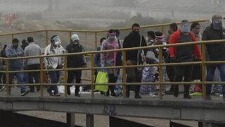 Más de 6 millones de peruanos perdieron el trabajo por la pandemia