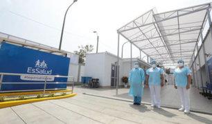 EsSalud: trabajadores acatarán paralización este miércoles 26 de agosto