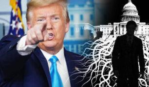 """Donald Trump acusa al """"estado profundo"""" de retrasar la vacuna contra la COVID-19 en EEUU"""