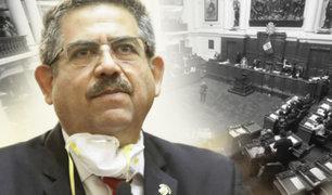 Unión por el Perú prepará moción de censura contra Manuel Merino por ONP