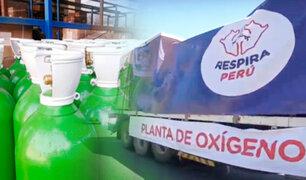 EsSalud de Arequipa recibe la planta de oxígeno más grande de la ciudad