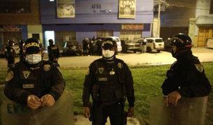 Tragedia en Los Olivos: Mininter niega uso de gas lacrimógeno en intervención de discoteca