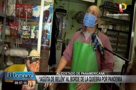 """Famoso restaurante """"Agüita de Belén"""" se encuentra al borde de la quiebra a causa de la pandemia"""
