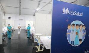 Madre de Dios: ponen en funcionamiento nueva villa para atender pacientes COVID-19
