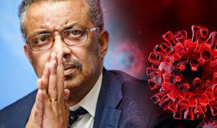 COVID-19: OMS rechaza dejar libre al virus para alcanzar la inmunidad colectiva