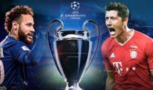Bayern Múnich se consagra campeón de la Champions League