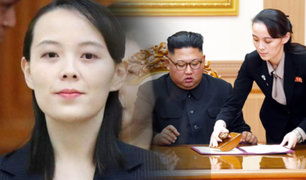 Hermana de Kim Jong-un ya es la nueva 'número dos' de Corea del Norte