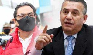 Congreso cita al ministro del Interior tras muerte de 13 jóvenes en Los Olivos