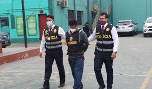 Carabayllo: capturan sujeto que mató a su pareja mientras sus hijos dormían