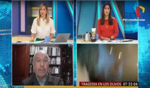 Dr. Juan Villena: Todos los que estuvieron en la discoteca deben estar en cuarentena