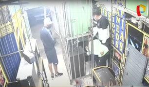 SJL: asaltan local de alquiler de cabinas de internet por sexta vez