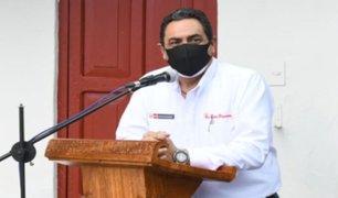Ministro del Interior exhortó a cumplir la ley tras tragedia en discoteca de Los Olivos