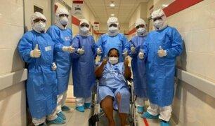 Covid-19 en Perú: 6,796 nuevos pacientes recuperados y acumulado alcanza los 594,513