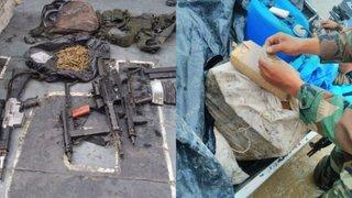 Loreto: Marina de Guerra se enfrentó a delincuentes por intervención de una embarcación