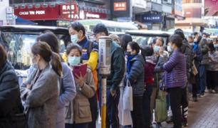 Hong Kong: confirman primer caso de reinfección de COVID-19