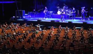"""Alemania: realizan """"concierto-experimento"""" para evaluar contagio de coronavirus en grandes eventos"""