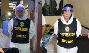 Madre de Dios: cae banda criminal integrada por funcionarios