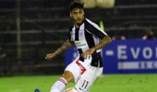 Alianza Lima vs. Sporting Cristal: Beto Da Silva descartado del duelo este martes