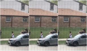 EE.UU: afroamericano queda gravemente herido tras ser disparado por policía