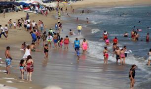 México: playas de Acapulco se llenan de turistas
