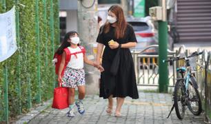 Corea del Sur: ordenan cierre de escuelas y regreso a clases virtuales por aumento de contagios