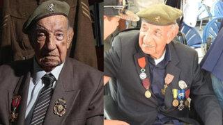 Fallece a los 103 años Jorge Sanjinez, héroe peruano de la Segunda Guerra Mundial