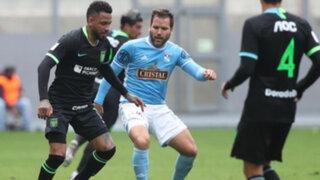 Sporting Cristal y Alianza Lima empataron 1-1 en el regreso de la Liga 1