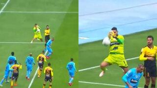 Liga 1: Con 'blooper' de Fernández, Cantolao reaccionó y derrotó 3-2 al Binacional