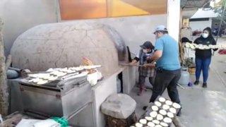 Crean panadería solidaria para apoyar niños huérfanos y ancianos abandonados durante la pandemia