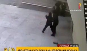 Chorrillos: mujeres se vuelven blanco de violentos asaltos