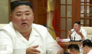 Covid-19: líder norcoreano Kim Jong-Un recibió vacuna experimental