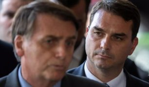 Brasil: hijo mayor de Jair Bolsonaro dio positivo por COVID-19