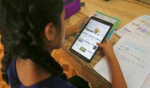 Minedu presentó tablets que serán entregadas a escolares y docentes de todo el país