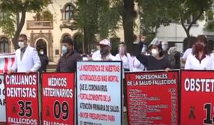 Federación Médica inicia paro de 48 horas por incumplimiento de acuerdos con el Gobierno