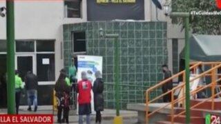 Villa El Salvador: 10 de los 15 detenidos en fiesta clandestina tienen Covid-19