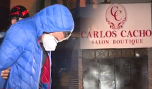 """Callao: banda pretendía asaltar spas de """"Carlos Cacho"""" y """"Montalvo"""""""