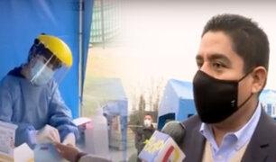AMPE: sepa dónde se recargan hoy balones de oxígeno en el Callao