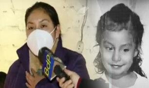 VES: madre de niña de 4 años fallecida en incendio pide investigación