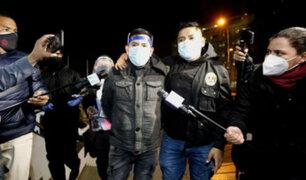 Los Olivos: piden 18 meses de prisión preventiva contra sujeto que alquiló local y realizó fiesta